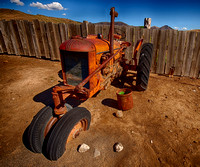 TRACTOR RELIC