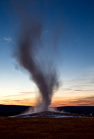 OLD FAITHFUL NIGHT